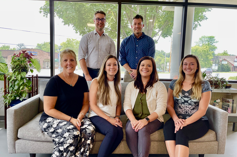 Gateway Chiropractic's team of chiropractors and support staff